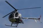 チャーリーマイクさんが、東京ヘリポートで撮影した日本個人所有 269Cの航空フォト(飛行機 写真・画像)