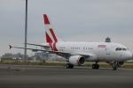 TUILANYAKSUさんが、羽田空港で撮影したユニバーサルエンターテインメント A318-112 CJ Eliteの航空フォト(飛行機 写真・画像)