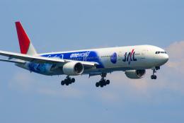 rokko2000さんが、関西国際空港で撮影した日本航空 777-346の航空フォト(飛行機 写真・画像)