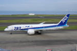 yabyanさんが、中部国際空港で撮影した全日空 787-8 Dreamlinerの航空フォト(飛行機 写真・画像)