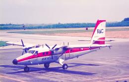 航空フォト:JA8802 琉球エアーコミューター DHC-6 Twin Otter