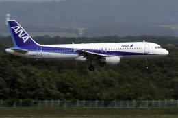 planetさんが、新千歳空港で撮影した全日空 A320-211の航空フォト(飛行機 写真・画像)
