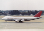 maverickさんが、成田国際空港で撮影したノースウエスト航空 747-251Bの航空フォト(飛行機 写真・画像)