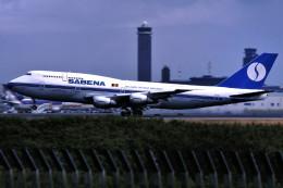 パール大山さんが、成田国際空港で撮影したサベナ・ベルギー航空 747-329Mの航空フォト(飛行機 写真・画像)