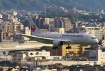 あしゅーさんが、福岡空港で撮影した日本航空 787-8 Dreamlinerの航空フォト(飛行機 写真・画像)