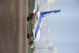 Hide0404さんが、羽田空港で撮影した全日空 767-381/ERの航空フォト(飛行機 写真・画像)