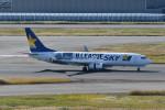 kuro2059さんが、羽田空港で撮影したスカイマーク 737-86Nの航空フォト(飛行機 写真・画像)