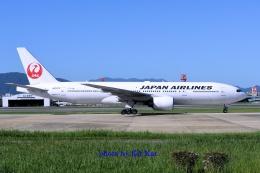 キットカットさんが、福岡空港で撮影した日本航空 777-289の航空フォト(飛行機 写真・画像)
