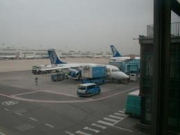 JA8037さんが、ブリュッセル国際空港で撮影したデルタ・エア・トランスポート BAe-146-200の航空フォト(飛行機 写真・画像)