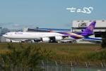 tassさんが、成田国際空港で撮影したタイ国際航空 A340-642の航空フォト(飛行機 写真・画像)
