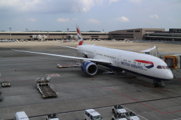 Rsaさんが、成田国際空港で撮影したブリティッシュ・エアウェイズ 787-9の航空フォト(飛行機 写真・画像)