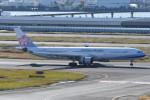 kuro2059さんが、羽田空港で撮影したチャイナエアライン A330-302の航空フォト(飛行機 写真・画像)