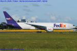 Chofu Spotter Ariaさんが、成田国際空港で撮影したフェデックス・エクスプレス 777-FS2の航空フォト(飛行機 写真・画像)