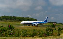ひげじいさんが、庄内空港で撮影した全日空 A321-272Nの航空フォト(飛行機 写真・画像)