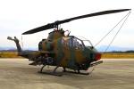 Tomo_mczさんが、築城基地で撮影した陸上自衛隊 AH-1Sの航空フォト(飛行機 写真・画像)