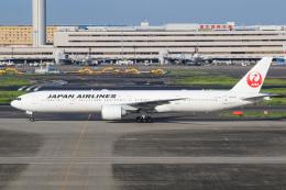 ryu330さんが、羽田空港で撮影した日本航空 777-346/ERの航空フォト(飛行機 写真・画像)