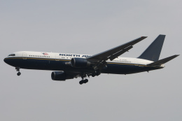 KANTO61さんが、横田基地で撮影したノースアメリカン航空 767-36N/ERの航空フォト(飛行機 写真・画像)