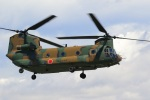 レガシィさんが、宇都宮飛行場で撮影した陸上自衛隊 CH-47Jの航空フォト(飛行機 写真・画像)