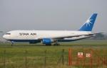 IL-18さんが、シャノン空港で撮影したスター・エア 767-204/ER(BDSF)の航空フォト(飛行機 写真・画像)