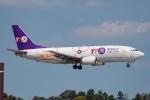 Tomo-Papaさんが、成田国際空港で撮影したYTOカーゴ・エアラインズ 737-36Q(SF)の航空フォト(飛行機 写真・画像)