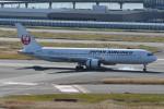 kuro2059さんが、羽田空港で撮影した日本航空 767-346の航空フォト(飛行機 写真・画像)