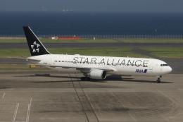 SIさんが、羽田空港で撮影した全日空 767-381/ERの航空フォト(飛行機 写真・画像)