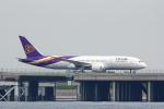 SGR RT 改さんが、羽田空港で撮影したタイ国際航空 787-8 Dreamlinerの航空フォト(飛行機 写真・画像)