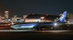 こうきさんが、伊丹空港で撮影した全日空 737-8ALの航空フォト(飛行機 写真・画像)
