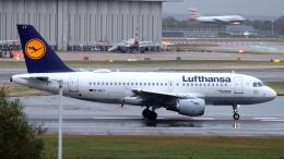 航空フォト:D-AILY ルフトハンザドイツ航空 A319