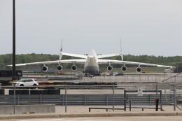 JETBIRDさんが、モントリオール・ミラベル国際空港で撮影したアントノフ・エアラインズ An-225 Mriyaの航空フォト(飛行機 写真・画像)