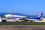 キットカットさんが、福岡空港で撮影した全日空 777-281/ERの航空フォト(飛行機 写真・画像)