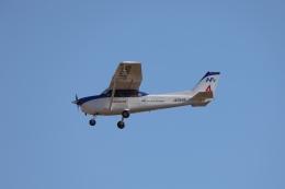 OS52さんが、成田国際空港で撮影した本田航空 172S Skyhawk SPの航空フォト(飛行機 写真・画像)