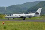 Gambardierさんが、岡南飛行場で撮影したアメリカ海兵隊 UC-35D Citation Encore (560)の航空フォト(飛行機 写真・画像)