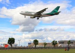 tuckerさんが、ロンドン・ヒースロー空港で撮影したビーマン・バングラデシュ航空 A310-325/ETの航空フォト(飛行機 写真・画像)