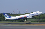 ☆ゆっきー☆さんが、成田国際空港で撮影した日本貨物航空 747-8KZF/SCDの航空フォト(飛行機 写真・画像)