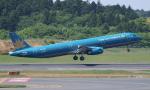 ☆ゆっきー☆さんが、成田国際空港で撮影したベトナム航空 A321-231の航空フォト(飛行機 写真・画像)