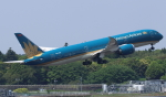 ☆ゆっきー☆さんが、成田国際空港で撮影したベトナム航空 787-9の航空フォト(飛行機 写真・画像)