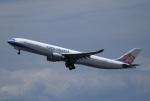 Wasawasa-isaoさんが、中部国際空港で撮影したチャイナエアライン A330-302の航空フォト(飛行機 写真・画像)