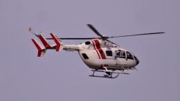 Airway-japanさんが、函館空港で撮影したセントラルヘリコプターサービス BK117C-2の航空フォト(飛行機 写真・画像)