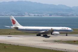 Rsaさんが、関西国際空港で撮影した中国国際航空 A330-343Eの航空フォト(飛行機 写真・画像)
