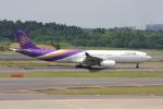 wunalaさんが、成田国際空港で撮影したタイ国際航空 A330-343Xの航空フォト(飛行機 写真・画像)