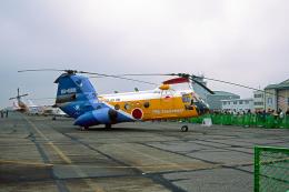 AWACSさんが、入間飛行場で撮影した航空自衛隊 KV-107IIA-5の航空フォト(飛行機 写真・画像)