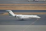SKY☆101さんが、羽田空港で撮影したMGA SPA LLC G-IVの航空フォト(飛行機 写真・画像)