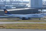 kuro2059さんが、羽田空港で撮影したルフトハンザドイツ航空 747-830の航空フォト(飛行機 写真・画像)