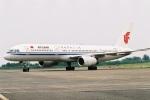 よんまるさんが、鳥取空港で撮影した中国国際航空 757-2Z0の航空フォト(飛行機 写真・画像)