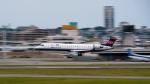 こうきさんが、伊丹空港で撮影したアイベックスエアラインズ CL-600-2C10 Regional Jet CRJ-702ERの航空フォト(飛行機 写真・画像)