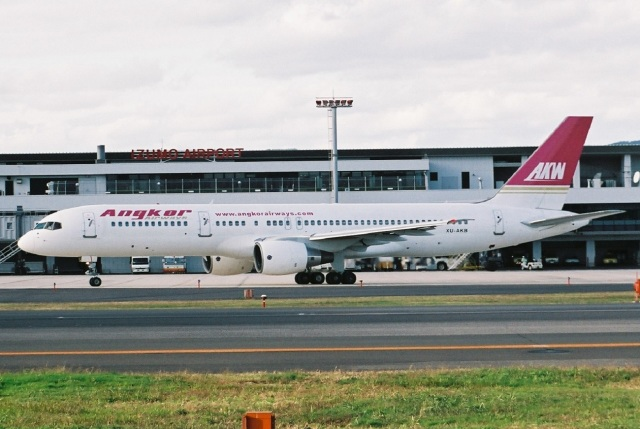 出雲空港 - Izumo Airport [IZO/RJOC]で撮影された出雲空港 - Izumo Airport [IZO/RJOC]の航空機写真(フォト・画像)