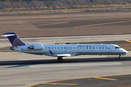 キャスバルさんが、フェニックス・スカイハーバー国際空港で撮影したスカイウエスト CL-600-2C10 Regional Jet CRJ-700の航空フォト(飛行機 写真・画像)