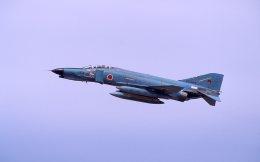 F-4さんが、小松空港で撮影した航空自衛隊 RF-4EJ Phantom IIの航空フォト(飛行機 写真・画像)