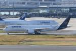 kuro2059さんが、羽田空港で撮影したルフトハンザドイツ航空 A350-941の航空フォト(飛行機 写真・画像)